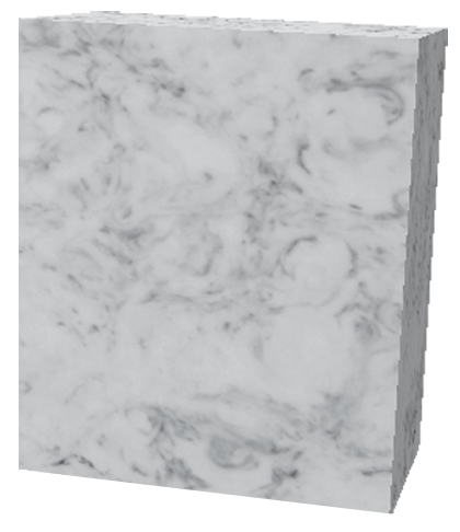 HW 3808 White Carrara