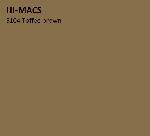 S104 Toffee brown